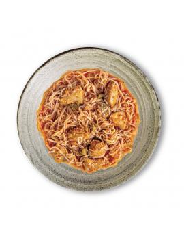 Espaguete Konjac com Atum