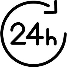 Envíos en 24h laborales para pedidos antes de las 13h